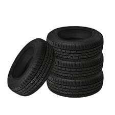 4 X New General Grabber Hts60 2457516 111s Highway All Season Tire Fits 24575r16