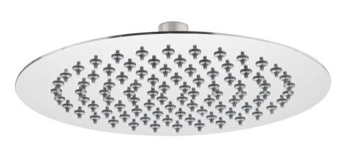 Design-Kopfbrause Ø 200 aus rostfreiem Edelstahl Duschsystem//Wellnessdusche