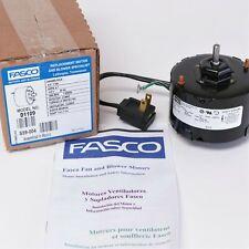 D1109 Fasco For Nutone Bathroom Fan Vent Motor 23405 23388 7163 9363
