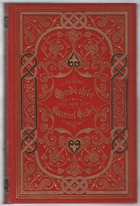 Details Zu Emanuel Geibel Gedichte 1894 Prachtband