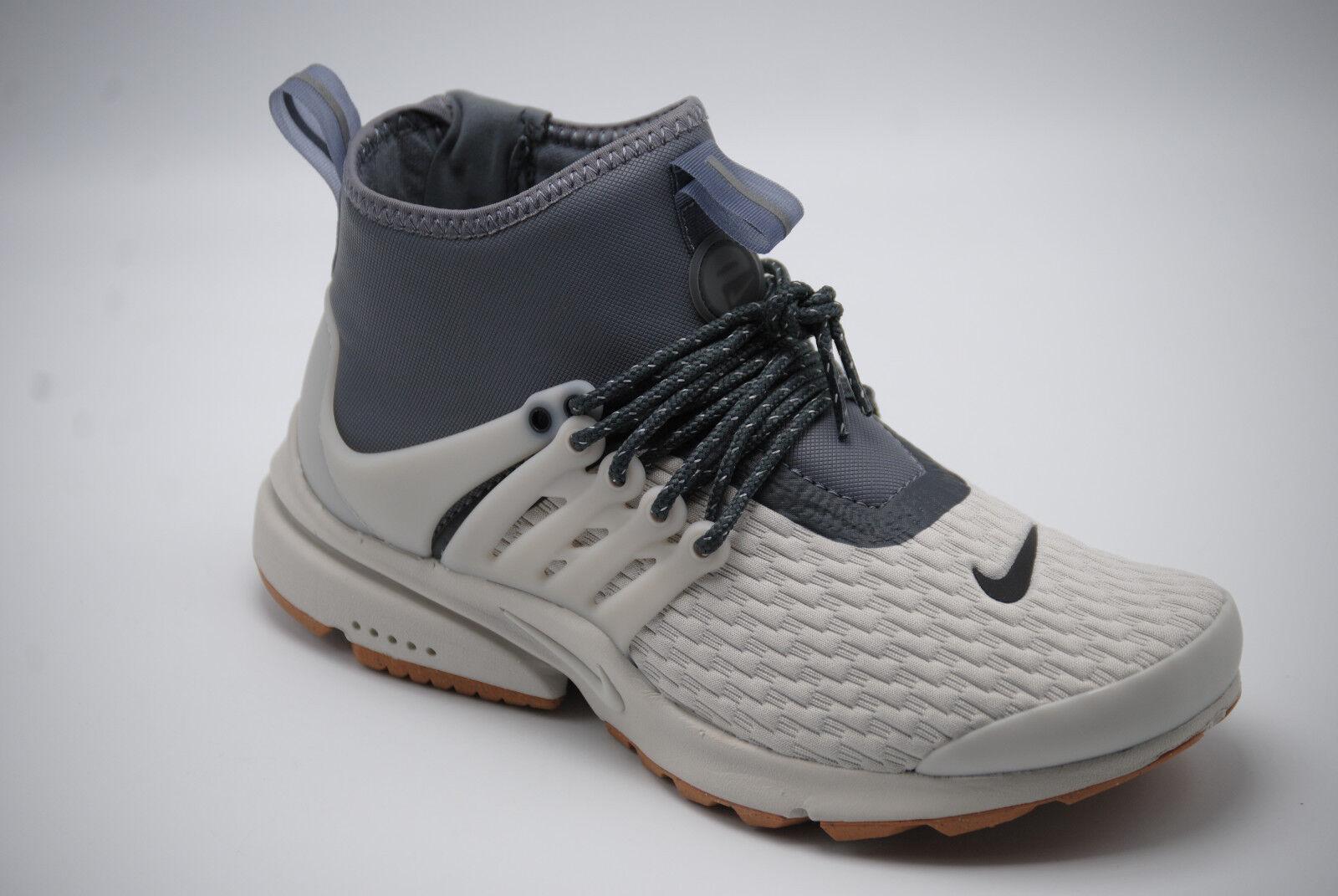 Nike air presto metà utilità sonodiventate scarpe da donna aa0674 001 molteplici dimensioni