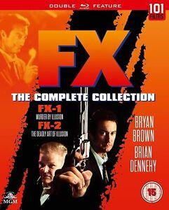 Fx - Murder Da Illusione / Fx 2 - The Deadly Art Of Illusione Blu-Ray Nuovo