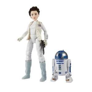 "STAR WARS FORCES OF DESTINY /""PRINCESS LEIA ORGANA /& R2-D2/"" ACTION FIGURE HASBRO"