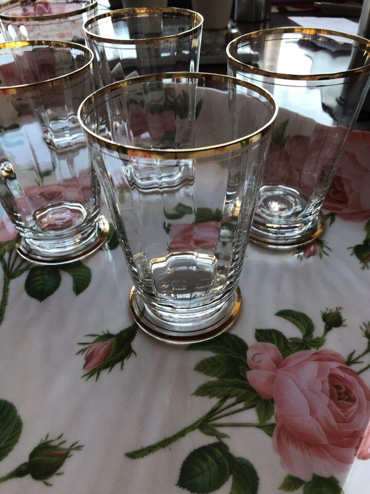 Glas, Drikkeglas, Holmegaard