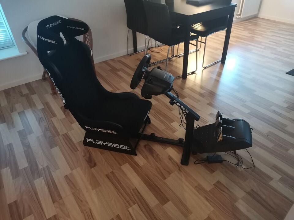 Rat & Pedaler, Xbox, Logitech G920 Racer simulator