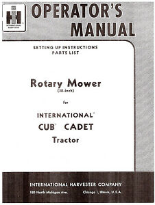 Cub Cadet Mower Deck Parts Diagram | Cub Cadet 38 Inch 38 Rotary Mower Deck Owners And Parts Manual 1