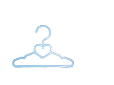Brittanys My 12 Pink Star 5.5 Inch Hangers Compatible with American Girl Doll Clothes and Wellie Wisher Doll Clothes