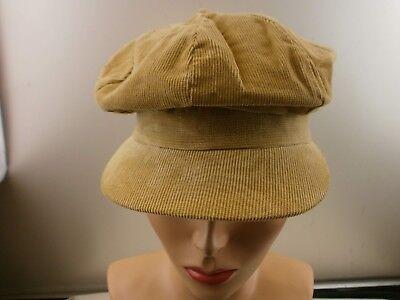Sparsam Mütze - Cap Cord Vintage Gr.50 ( 6287 Hu B )