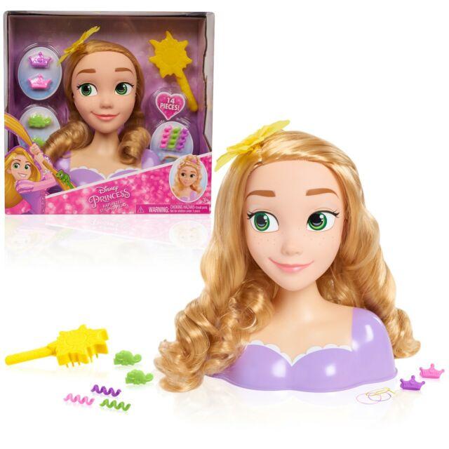Disney Princess Ariel Styling Head 14 Pièces Ensemble Cadeau Jeu de rôle