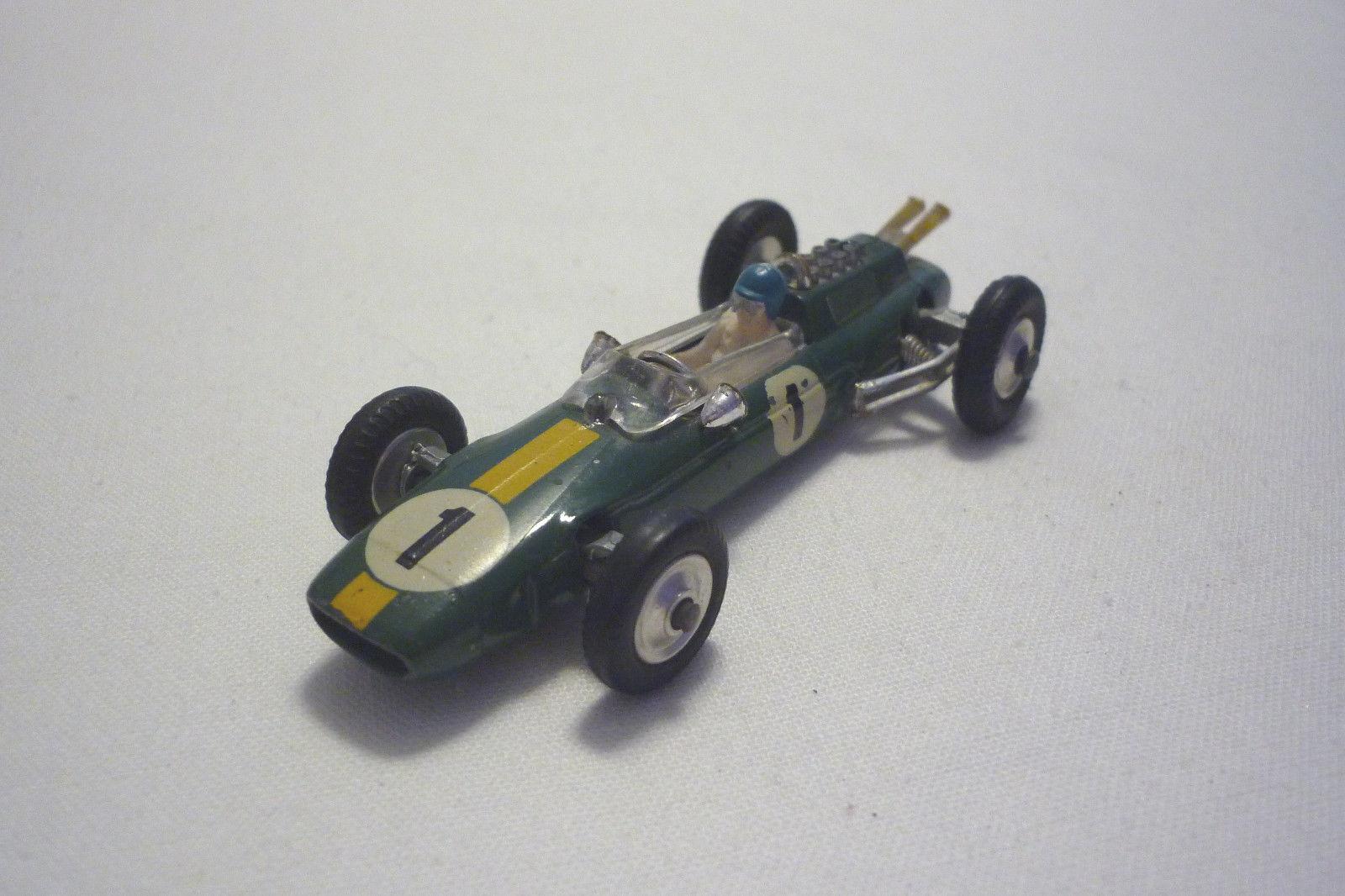CORGI TOYS - Vintage modello in metallo - Lotus - - - CLIMAX - FORMULA 1 - (Corgi 07c8ac