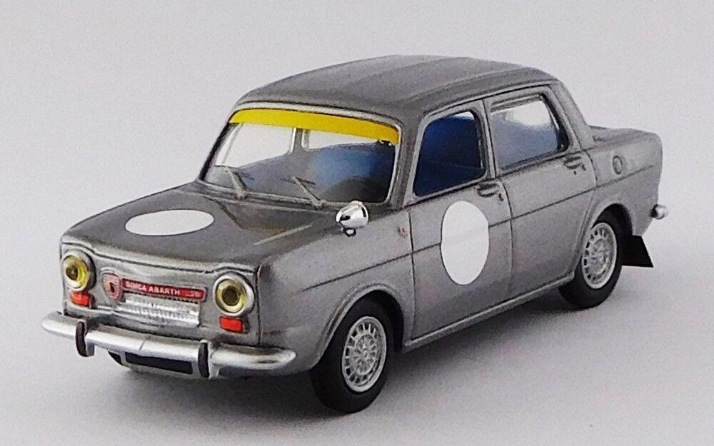 Simca 1150 Abarth rally 1963 1 43 Best