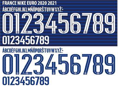 Wales Euro 2016 Home Football Nameset for Shirt CHOOSE NAME /& 2 NUMBERS