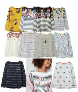 Joules-Harbour-Print-Long-Sleeve-Jersey-Top-ALL-COLOURS