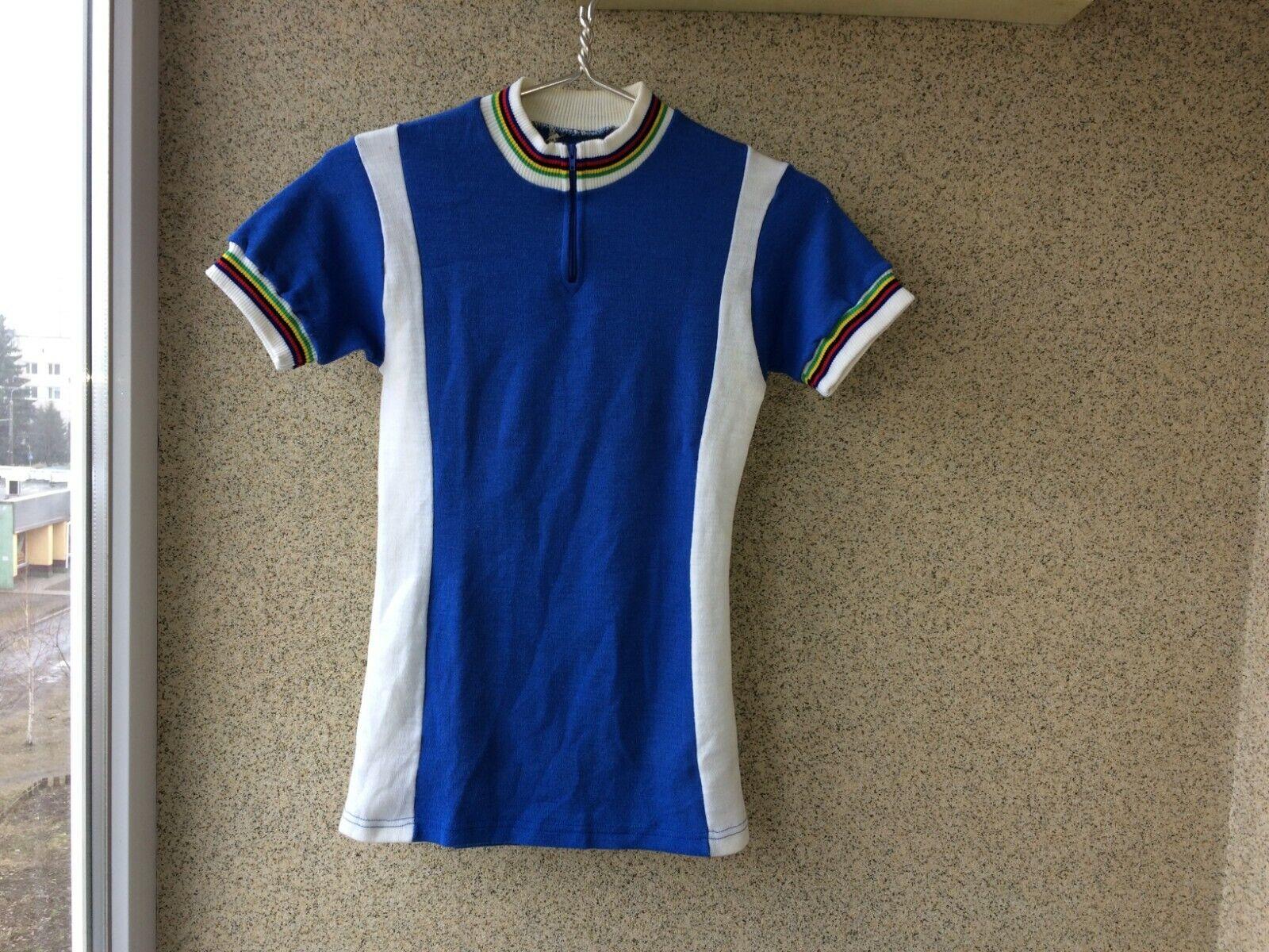 CAMPITELLO Cycling Shirt 1970 1975 Jersey 2 Belgium Camiseta Vintage