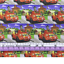 width The Wiggles Big Red Car Fabric Poly Cotton 1m x 1.4m