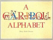 A Caribou Alphabet (A Sunburst Book) by Owens, Mary Beth