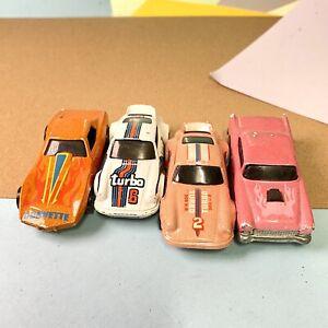 HOT-WHEELS-Blackwall-QUATTRO-MODELLI-PORSCHE-911-Turbo-57-Chevy-Corvette-e
