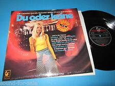 Cliff Carpenter / Du oder keine - Stereo-Tanzparty Nr. 6 - LP
