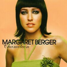 CD Margaret Berger Chameleon, 2004, Eurovision Norwegen Norway,NEU NEW, MEGA RAR