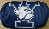 Yale University Bulldogs Pillow Micro Bead Bolster Pillow Free Ship Set Of 6