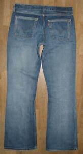 hueftige-LEVI-S-529-Schlag-JEANS-LEVIS-Blue-Jeans-in-blau-in-W32-034-L34-034