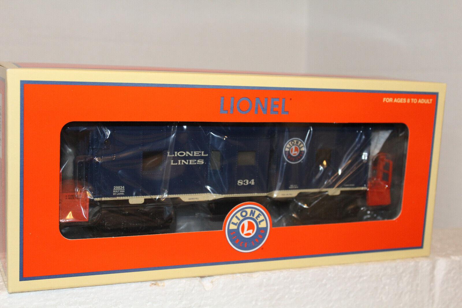 Lionel  29834 Lionel líneas trainsounds Baywindow furgón de cola