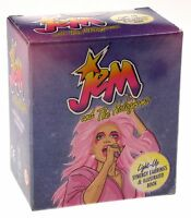 Lot 2 Jem And The Holograms Light Up Synergy Earrings Illustrated Book Pierced