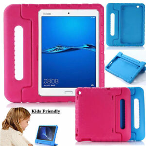 Kids-Shockproof-EVA-Foam-Handle-Stand-Case-Cover-For-Huawei-MediaPad-T3-10-UK