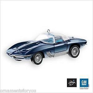 Hallmark 2007 Mako Shark I Chevrolet 1961 Corvette