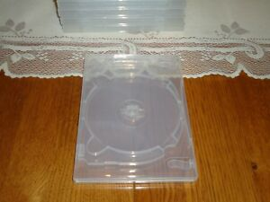 NEW-3-Disc-Premium-QUALITY-Clear-14mm-DVD-Case-Holds-3-DVD-or-CD-or-Blu-ray