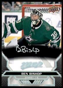 2020-21-UD-MVP-Super-Script-89-Ben-Bishop-25-25-Dallas-Stars