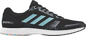 Adidas Adizero Rc Boost Pour Homme Chaussures De Course-noir-afficher Le Titre D'origine Des Friandises AiméEs De Tous
