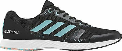 Intelligent Adidas Adizero Rc Boost Mens Running Shoes - Black 100% Original