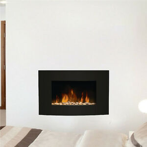 Amazing Image Is Loading Fireplace Wall Decal Mural Fire House Wall Vinyl