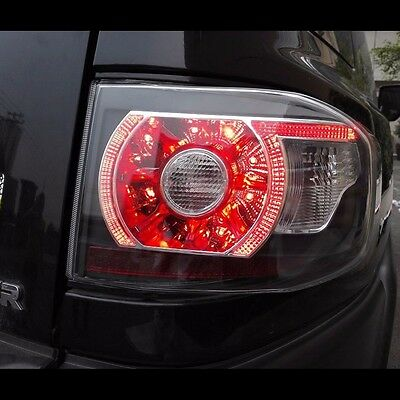 LED Tail Lights Tail Rear Lamps For Toyota FJ Cruiser 2008~2015