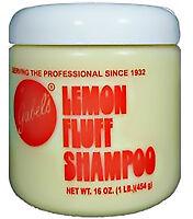 Gabel's Lemon Fluff Shampoo 16 Oz