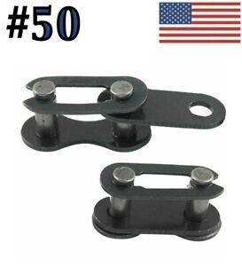 #41 Roller Chain 4 FT Length w//Master Link Kit