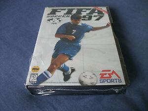 Adroit Fifa 97 Brand New Factory Sealed Sega Megadrive Mega Drive Rétro (md)-afficher Le Titre D'origine