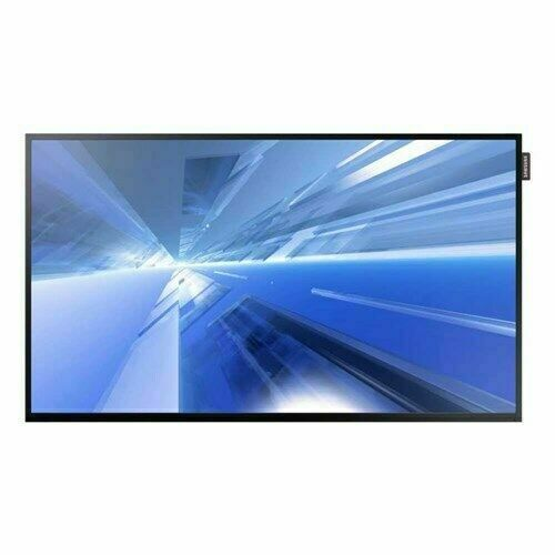 Samsung Dce Series Dc55e 55 Commercial Led Display 1080p For Sale Online Ebay