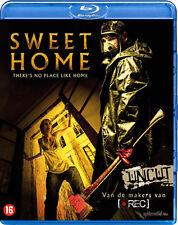 Sweet Home NEW Cult Blu-Ray Disc Rafa Martínez Ingrid García Jonsson Spain