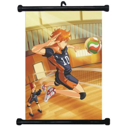 sp210713 Haikyuu Japan Anime Home Décor Wall Scroll Poster 21 x 30cm