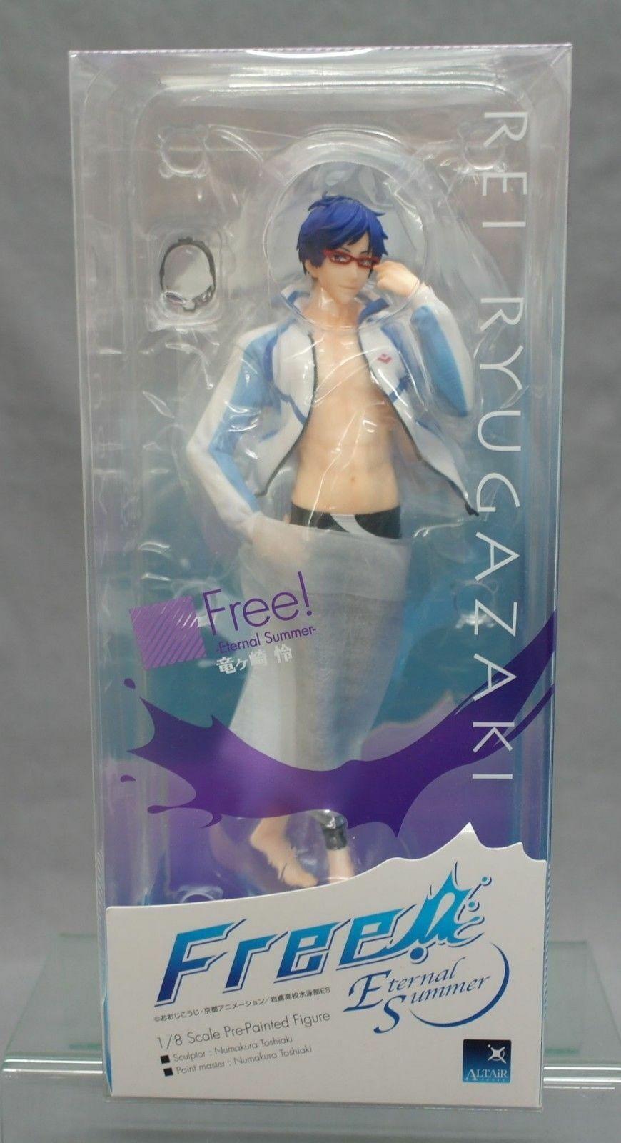 Free  Eternal Summer Rei Ryugazaki 1 8 Hobby Stock Japan New