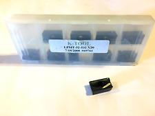 K Tool Lpmt 52 532 X20 New Carbide Inserts 10 Pcs