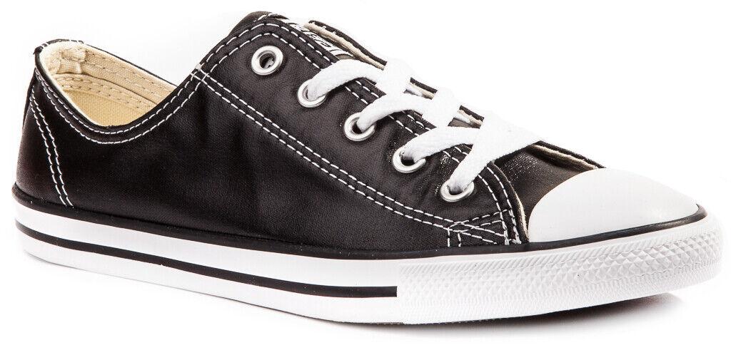 CONVERSE Chuck Taylor All Star Dainty 555905C Turnschuhe Schuhe Damen Original Neu