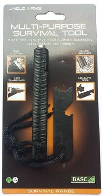 Anglo Arms Outdoor Survival Set Multi-Colour