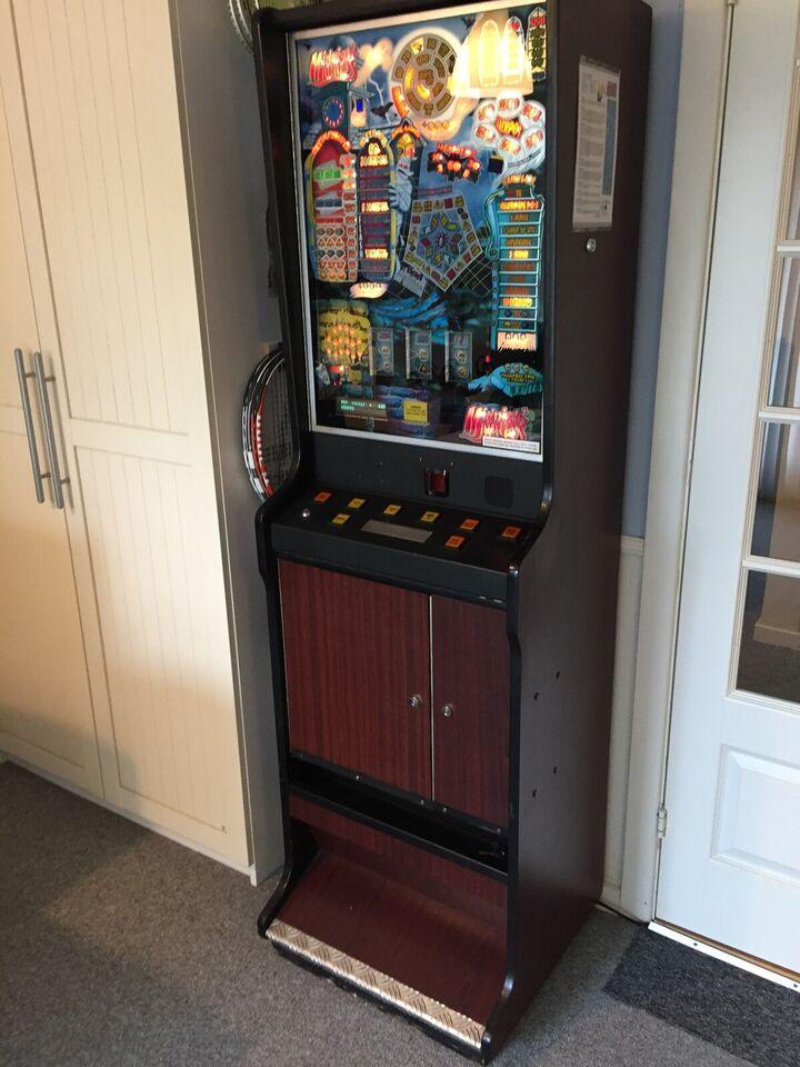 Midnight Madness, spilleautomat, God
