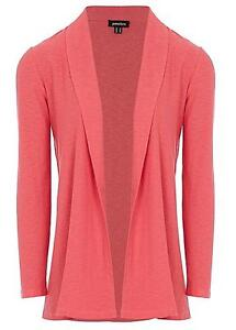 Pomodoro-Edge-to-Edge-Cardigan-Pink-Size-UK-16-RRP-35-TD074-06-B