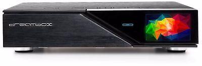 Dreambox DM920 UHD 4K 1x DVB-S2 Dual/Twin Tuner E2 Linux PVR H 265