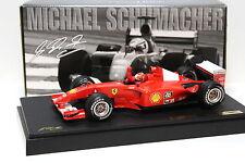 1:18 HotWheels Ferrari F1 2001 Champion M.Schumacher NEW bei PREMIUM-MODELCARS