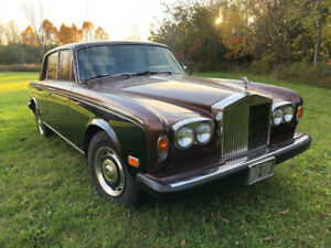 Rolls-Royce Silver Shadow II *** NEW PRICE ***